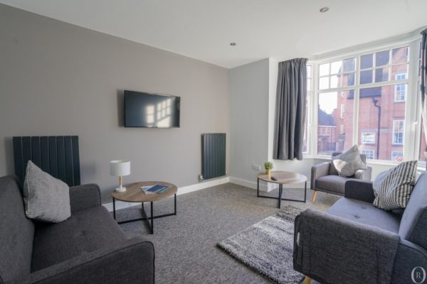 5 Bedroom Cluster – Cross Student Accommodation