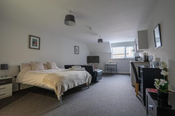 City Centre, Luxury Studio Apartments
