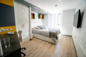 The Bank – Silver Student Accommodation, Leicester