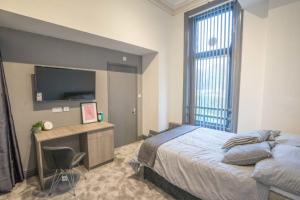 Infinity Student Living – Double Bedroom, Regent Road